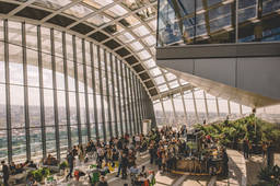 Top 10 venues to host your work Christmas party