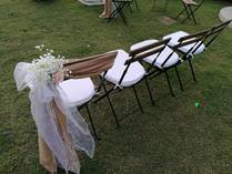 Wooden Bistro Chair Hire $3.00 per Chair Brisbane Party Decorations 2 _small
