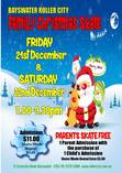 FAMILY CHRISTMAS SKATE - Parents Skate FREE Bayswater Kids Party Venues 4