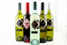 Receive 15% off the purchase of 3 bottles from Catherine Vale. Broke Wineries _small