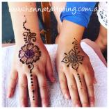 Party or festival hennas Ringwood Weddings 4 _small
