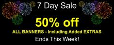 50% Off 7 Day Sale On Now Adelaide City Centre Kids Party Decorations 2 _small