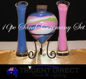 10pc Sand Ceremony Set Only $75.00 Kellyville Wedding Decorations _small