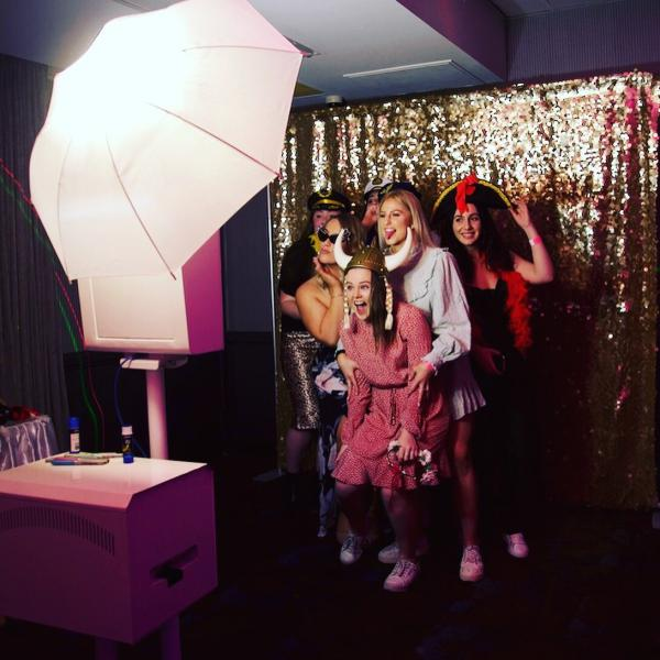 Divas and Dudes Charity Lunch Lane Cove Photo Booth Hire _small