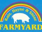 Rain Hayne and Shine Farmyard