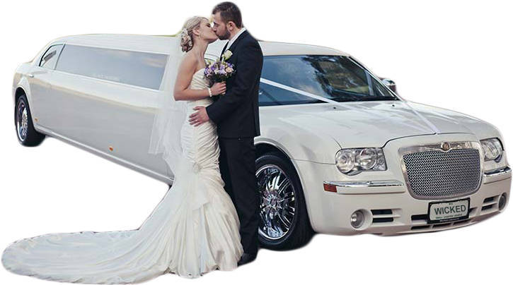 Chrysler Wedding Car Service