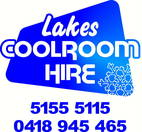 Lakes Coolroom and Freezer Hire