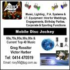 Roxys Music and Electrical