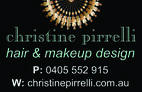 Christine Pirrelli Hair and Makeup Design