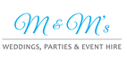 M&M's Weddings, Parties & Event Hire